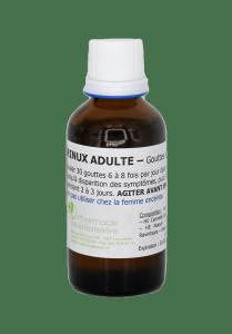 PREPARATION RINUX RHUME – GOUTTES BUVABLES 50ML